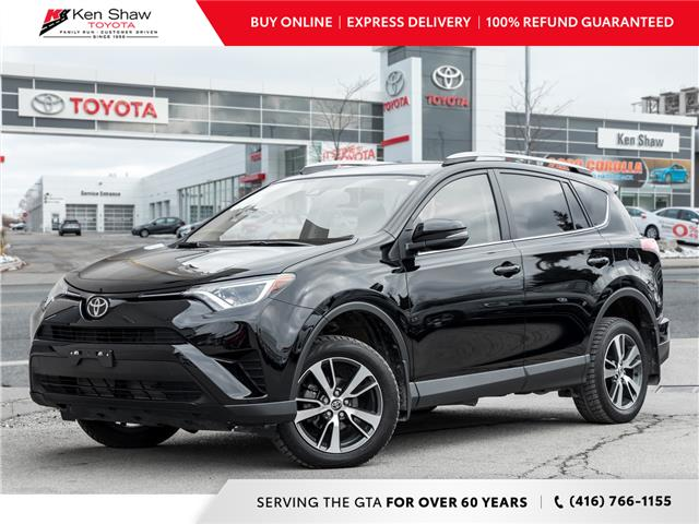 2018 Toyota RAV4 LE (Stk: R17522A) in Toronto - Image 1 of 21