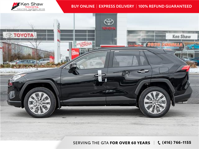 2021 Toyota RAV4 Limited (Stk: 80477) in Toronto - Image 1 of 26