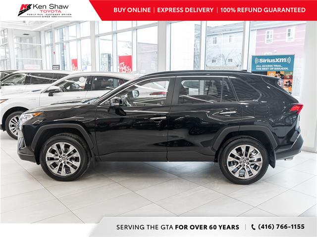 2021 Toyota RAV4 Limited (Stk: 80513) in Toronto - Image 1 of 25