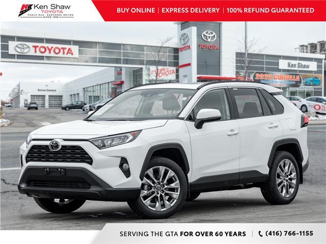 2021 Toyota RAV4 XLE (Stk: 80525) in Toronto - Image 1 of 23