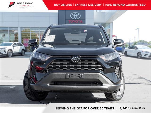 2021 Toyota RAV4 LE (Stk: 80527) in Toronto - Image 1 of 23