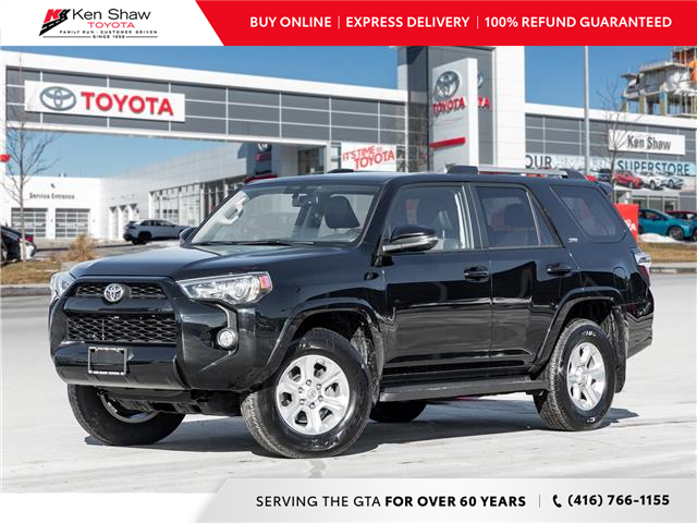 2019 Toyota 4Runner SR5 (Stk: N17655A) in Toronto - Image 1 of 22