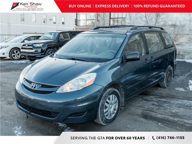 2008 Toyota Sienna CE 7 Passenger (Stk: N80535A) in Toronto - Image 1 of 5