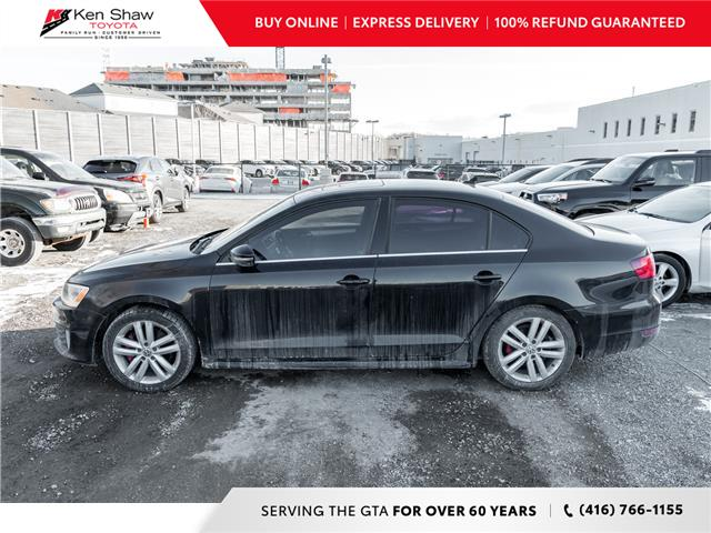 2012 Volkswagen Jetta GLI (Stk: U17326AB) in Toronto - Image 1 of 2