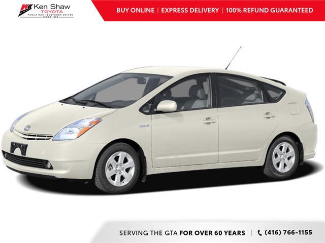 2007 Toyota Prius Base (Stk: N8367XA) in Toronto - Image 1 of 1