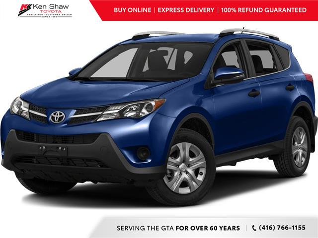 2015 Toyota RAV4 Limited (Stk: N80599A) in Toronto - Image 1 of 1