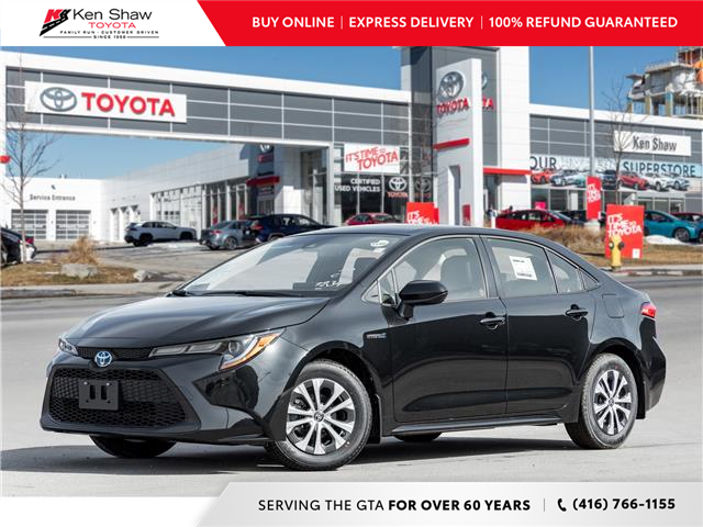 2021 Toyota Corolla Hybrid Base (Stk: 80627) in Toronto - Image 1 of 23