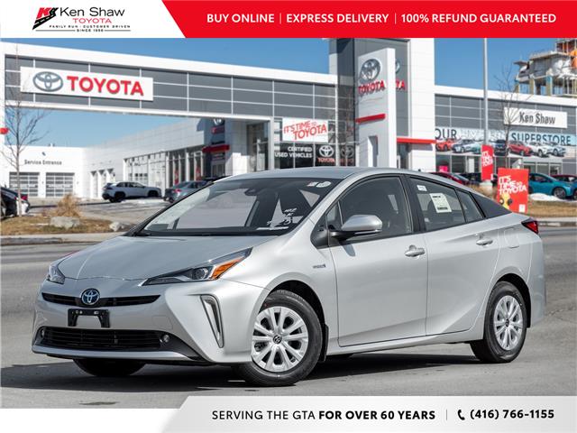 2021 Toyota Prius Base (Stk: 80563) in Toronto - Image 1 of 21