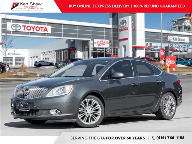 2013 Buick Verano Leather Package (Stk: I17612A) in Toronto - Image 1 of 23