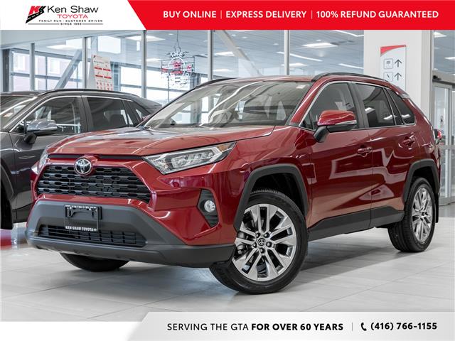 2021 Toyota RAV4 XLE (Stk: 80659) in Toronto - Image 1 of 25