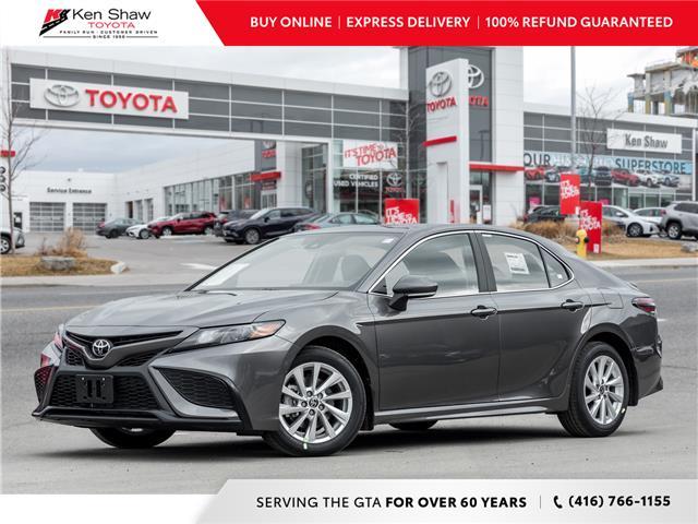 2021 Toyota Camry SE (Stk: 80620) in Toronto - Image 1 of 21