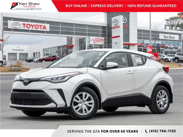 2021 Toyota C-HR LE (Stk: 80656) in Toronto - Image 1 of 21