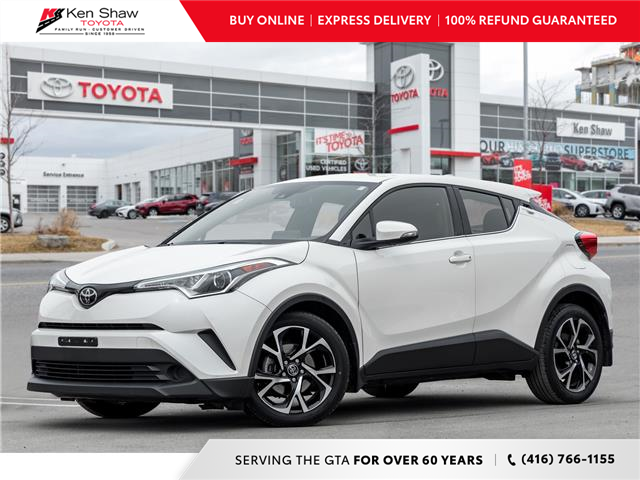 2019 Toyota C-HR Base (Stk: O17750A) in Toronto - Image 1 of 21