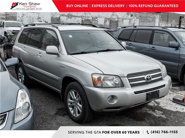 2006 Toyota Highlander Hybrid Base (Stk: N80534A) in Toronto - Image 1 of 4