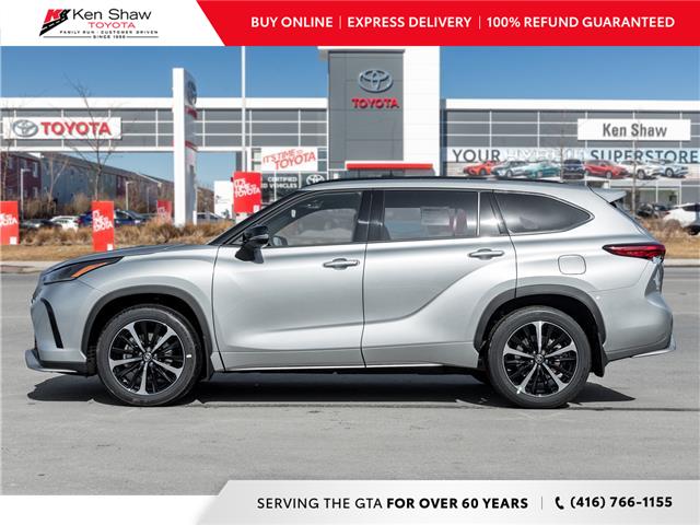 2021 Toyota Highlander XSE (Stk: 80532) in Toronto - Image 1 of 21