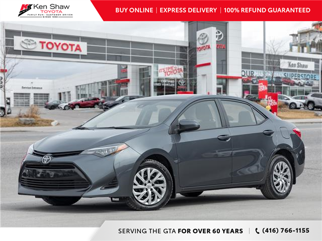 2019 Toyota Corolla LE (Stk: A17765A) in Toronto - Image 1 of 21