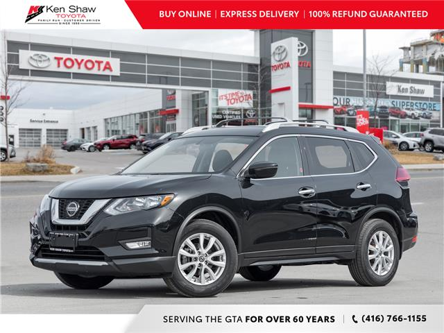 2018 Nissan Rogue SV (Stk: N80210A) in Toronto - Image 1 of 21