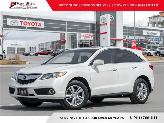 2013 Acura RDX Base (Stk: P17745A) in Toronto - Image 1 of 23