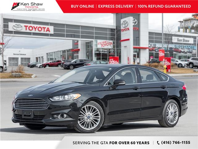 2015 Ford Fusion SE (Stk: I17755A) in Toronto - Image 1 of 24