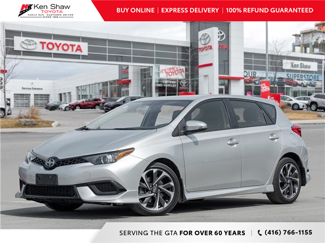 2016 Scion iM Base (Stk: O17769A) in Toronto - Image 1 of 21