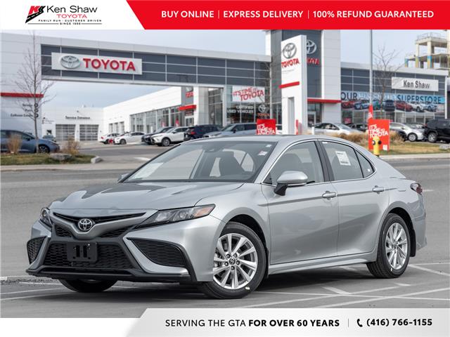 2021 Toyota Camry SE (Stk: 80681) in Toronto - Image 1 of 22