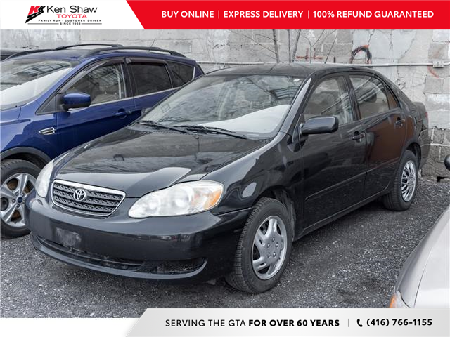 2005 Toyota Corolla LE (Stk: N80114A) in Toronto - Image 1 of 2