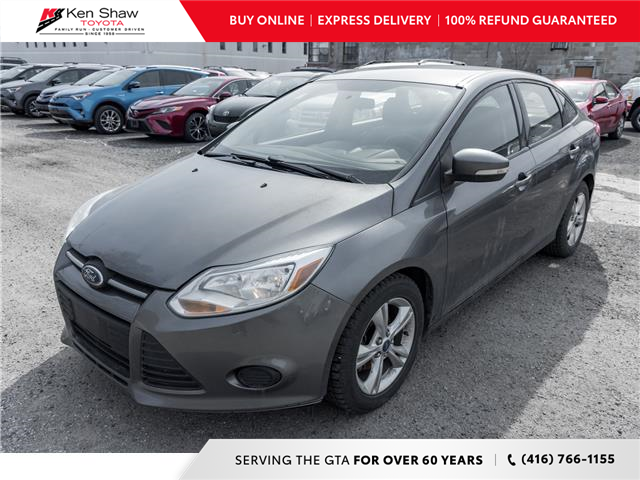 2013 Ford Focus SE (Stk: N80609A) in Toronto - Image 1 of 2