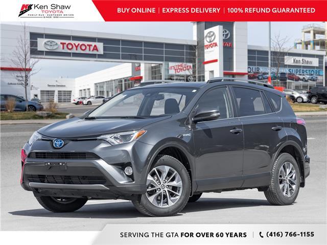 2018 Toyota RAV4 Hybrid LE+ (Stk: R17775A) in Toronto - Image 1 of 21