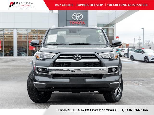 2021 Toyota 4Runner Base (Stk: 80702) in Toronto - Image 1 of 23