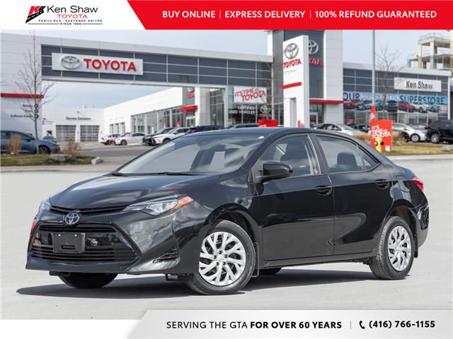 2017 Toyota Corolla LE (Stk: A17785A) in Toronto - Image 1 of 21
