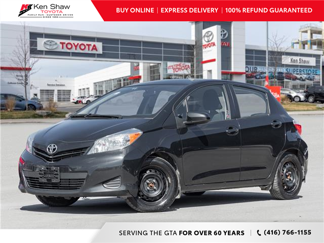 2014 Toyota Yaris LE (Stk: I17799A) in Toronto - Image 1 of 20