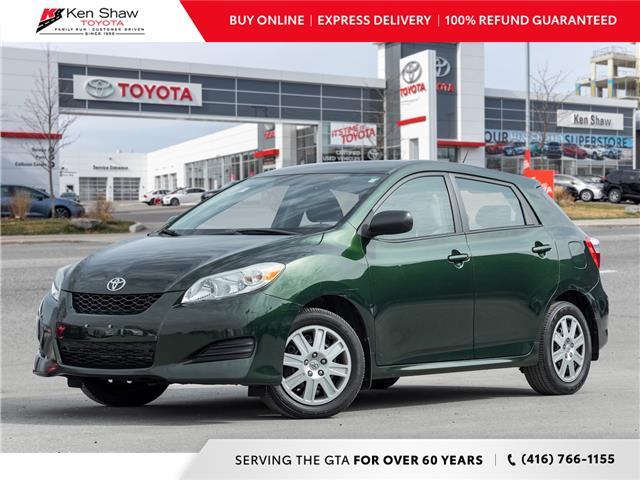2011 Toyota Matrix Base (Stk: P17793A) in Toronto - Image 1 of 21