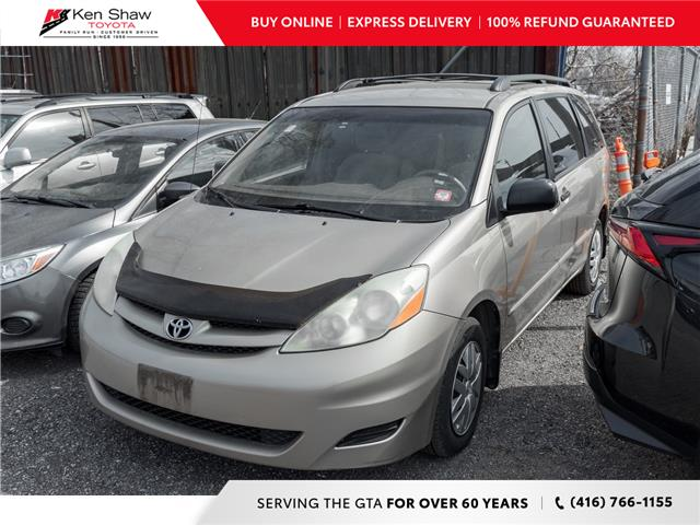2006 Toyota Sienna CE 7 Passenger (Stk: I17825A) in Toronto - Image 1 of 4