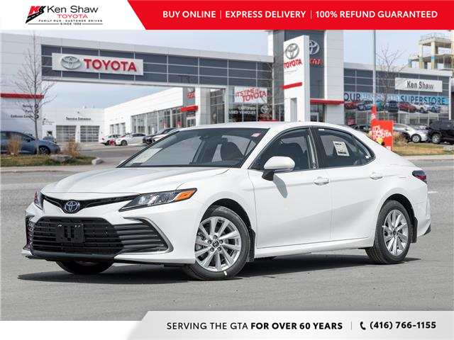 2021 Toyota Camry LE (Stk: 80700) in Toronto - Image 1 of 22
