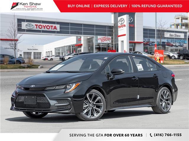 2021 Toyota Corolla SE (Stk: 80695) in Toronto - Image 1 of 25