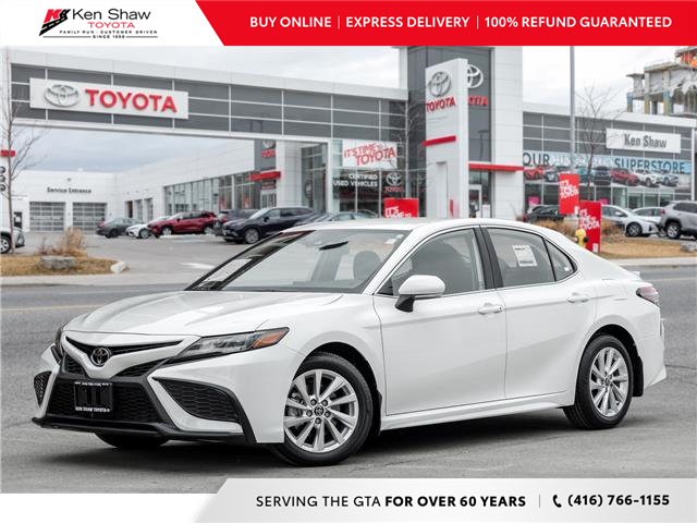 2021 Toyota Camry LE (Stk: 80701) in Toronto - Image 1 of 18