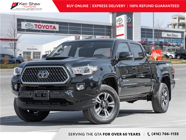 2019 Toyota Tacoma TRD SPORT (Stk: A17809A) in Toronto - Image 1 of 21