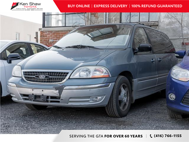 2000 Ford Windstar SEL (Stk: N80690A) in Toronto - Image 1 of 4