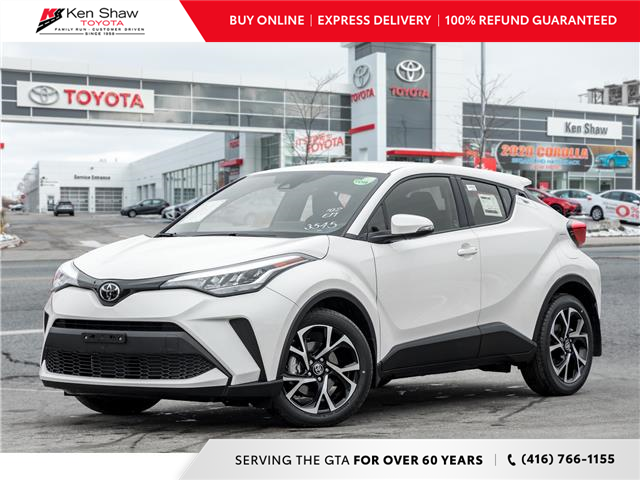 2021 Toyota C-HR Limited (Stk: 80469) in Toronto - Image 1 of 19