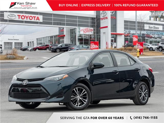 2018 Toyota Corolla LE (Stk: UT17802A) in Toronto - Image 1 of 23