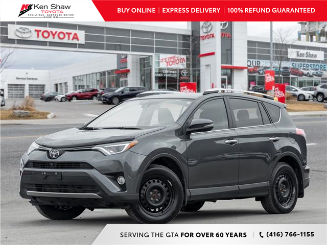2016 Toyota RAV4 Limited (Stk: P17830A) in Toronto - Image 1 of 25