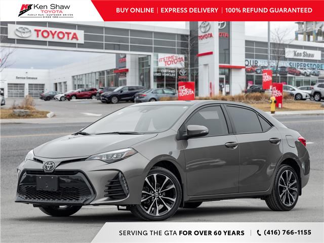2019 Toyota Corolla LE (Stk: N80649A) in Toronto - Image 1 of 23