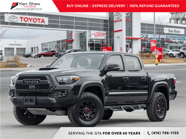 2018 Toyota Tacoma TRD Off Road (Stk: 16626A) in Toronto - Image 1 of 23