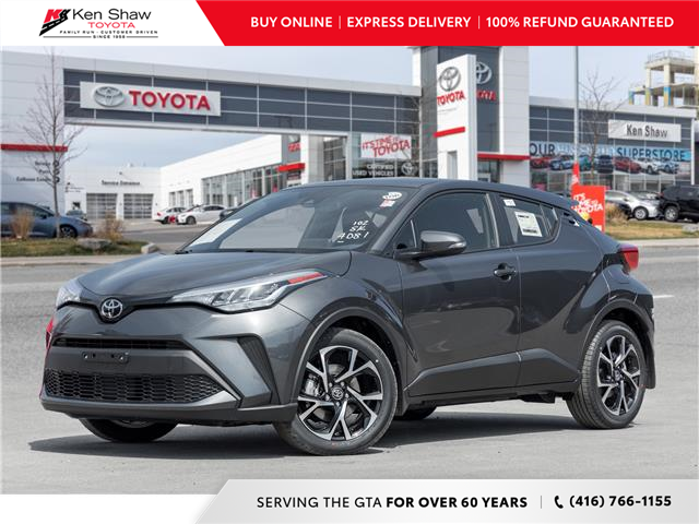 2021 Toyota C-HR XLE Premium (Stk: 80742) in Toronto - Image 1 of 21