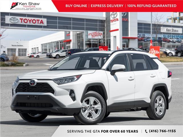 2021 Toyota RAV4 XLE (Stk: 80509) in Toronto - Image 1 of 23