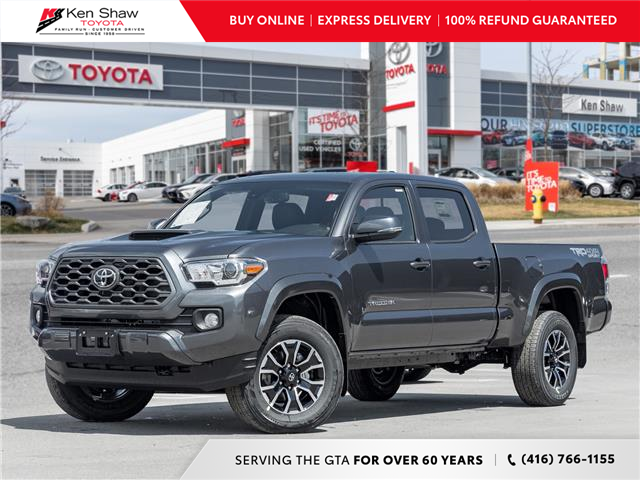 2021 Toyota Tacoma Base (Stk: 80744) in Toronto - Image 1 of 23