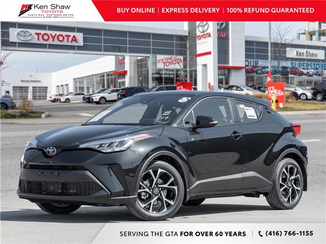 2021 Toyota C-HR XLE Premium (Stk: 80727) in Toronto - Image 1 of 24