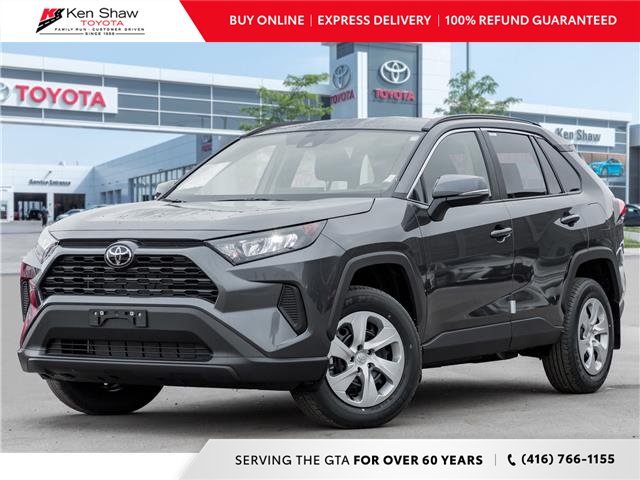 2021 Toyota RAV4 LE (Stk: 80759) in Toronto - Image 1 of 21