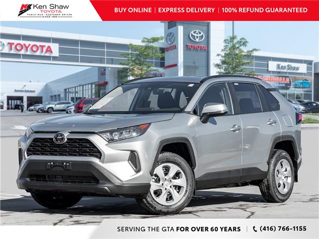 2021 Toyota RAV4 LE (Stk: 80762) in Toronto - Image 1 of 19
