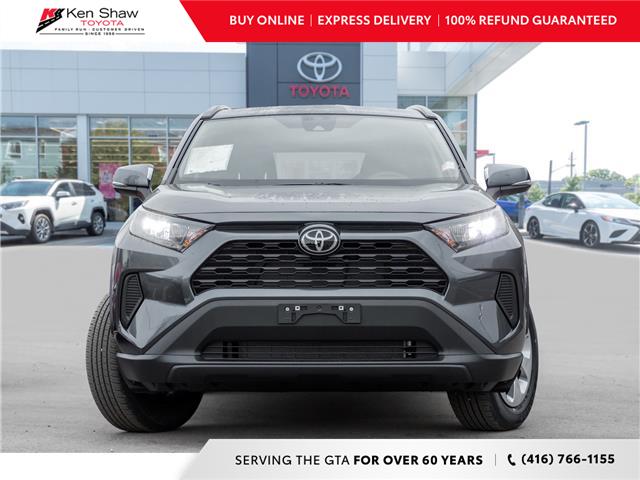 2021 Toyota RAV4 LE (Stk: 80766) in Toronto - Image 1 of 16